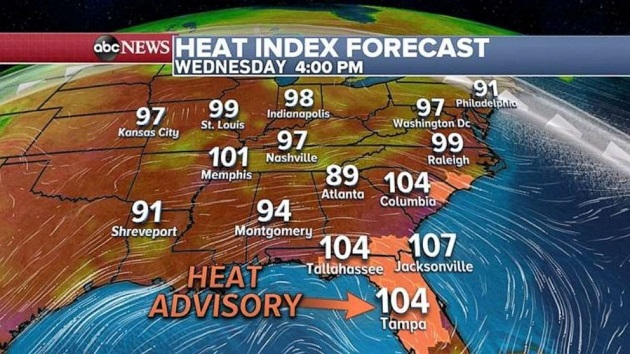 L A  Oldies - Temperatures heating up as weekend storms possible